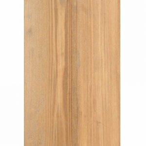 Holzpfosten Kiefer rund, gebeizt, Ø 8  x  200