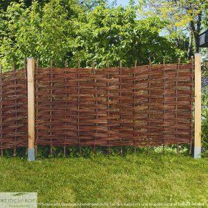 Gartenzaun Weide BALDO Klassik, ohne Rahmen